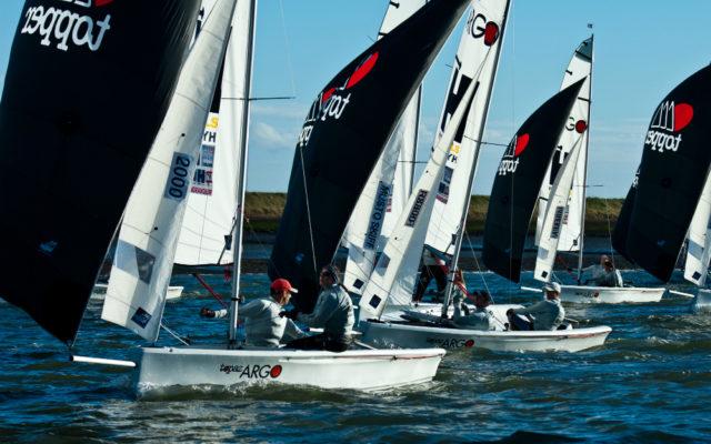 Topper Topaz Argo Sailing Dinghy