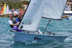 Topper Topaz Omega Sailing Dinghy
