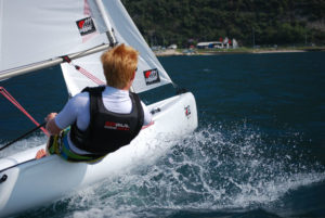 Topper Topaz TAZ Sailing Dinghy