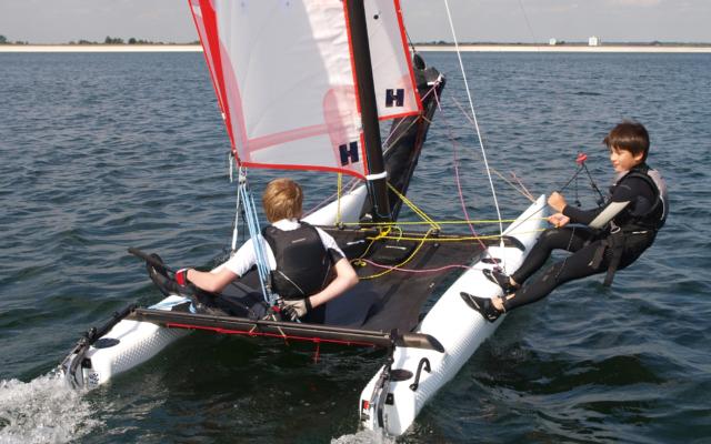 Topper Topaz 12 Catamaran