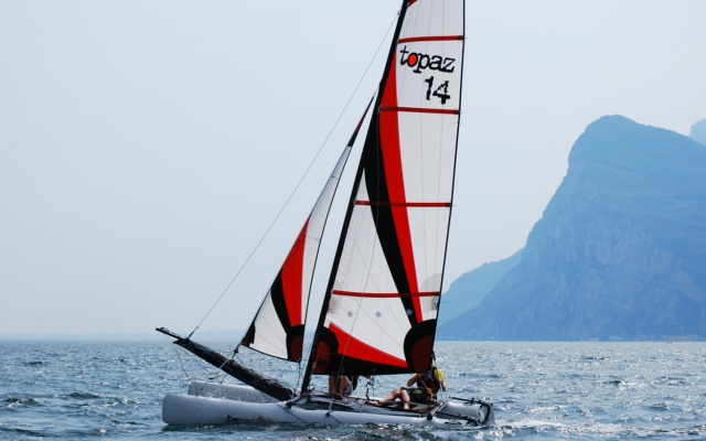 Topper Topaz 14 Catamaran