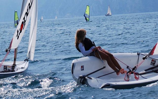 Topper Topaz UNO Sailing Dinghy