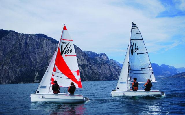 Topper Topaz Vibe Sailing Dinghy