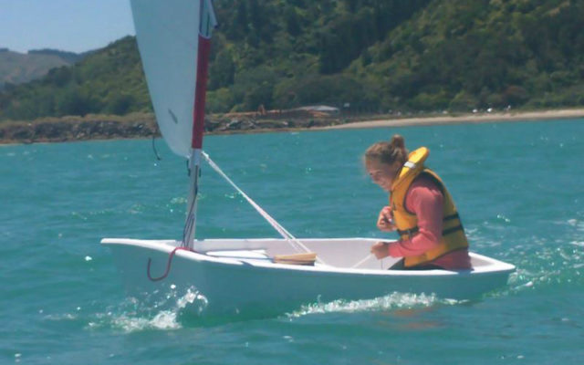 Topper Topaz Europti Sailing Dinghy