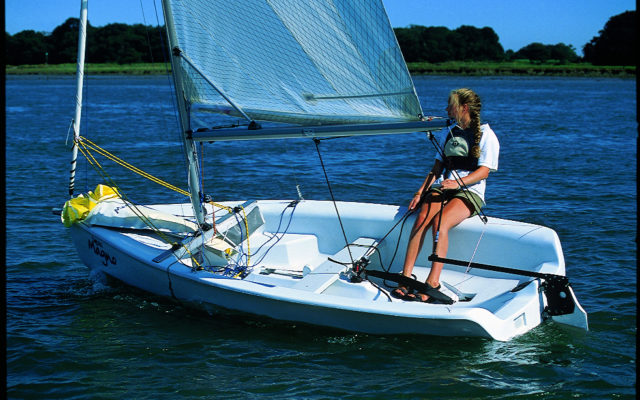 Topper Topaz Magno Sailing Dinghy