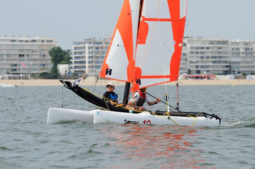 Topaz 12 Catamaran